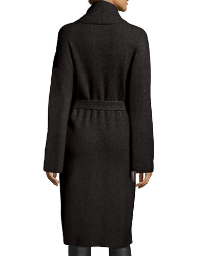 Naido Long Belted Cardigan