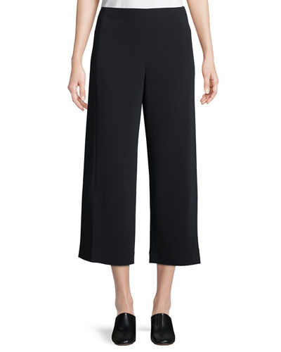 Paber Cropped Cady Pants