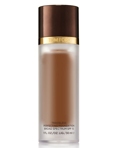 Traceless Perfecting Foundation Broad Spectrum SPF 15, 1.0 oz./ 30 mL