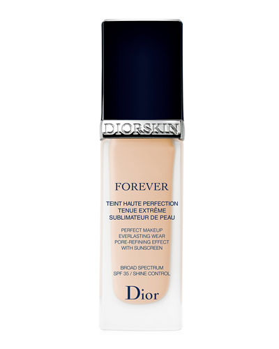 Diorskin Forever Perfect Foundation Broad Spectrum SPF 35, 1.0 oz.