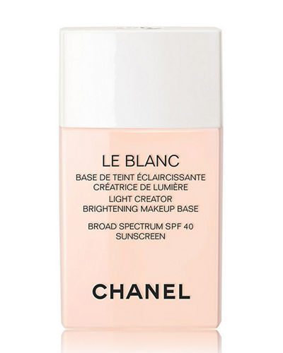CHANEL LE BLANC Light Creator Brightening Makeup Base