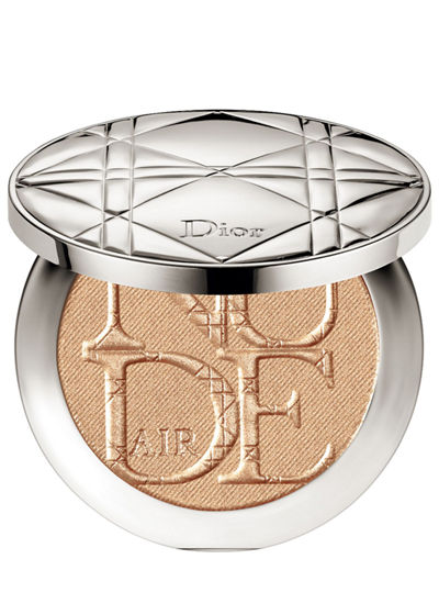Diorskin Nude Air Luminizer Shimmering Sculpting Powder