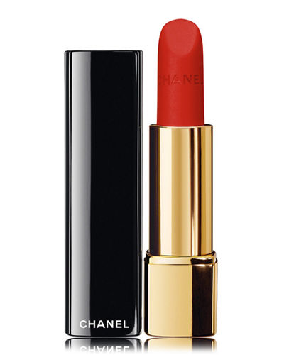 <b>ROUGE ALLURE VELVET - LE ROUGE COLLECTION N&#176;1</b><br>Intense Long-Wear Lip Colour
