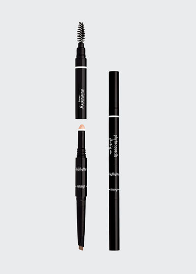 Phyto- Sourcils Design 3-in-1 Pencil