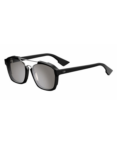 Square Abstract Sunglasses