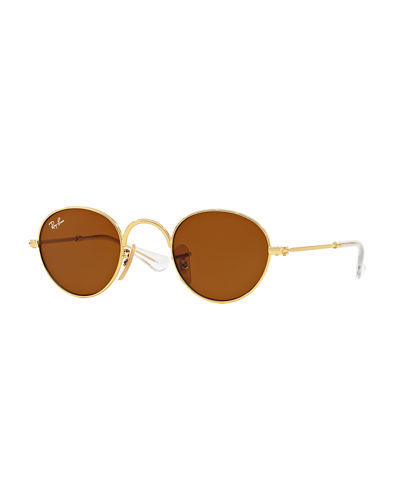 Junior Round Sunglasses