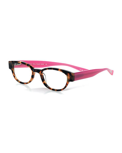 Eyebobs Rita Two-Tone Oval Readers