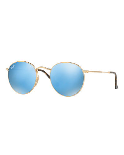 Icons Round Flash Sunglasses