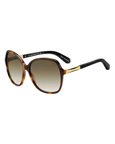 jolyn square sunglasses