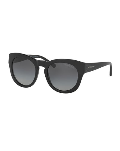 Michael Kors Chunky Gradient Cat-Eye Sunglasses