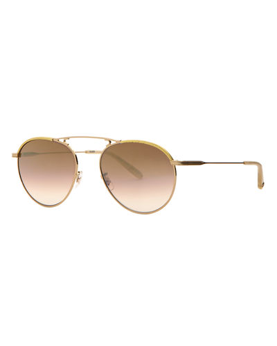 Innes Aviator Sunglasses