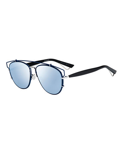 Dior Technologic Mirrored Sunglasses