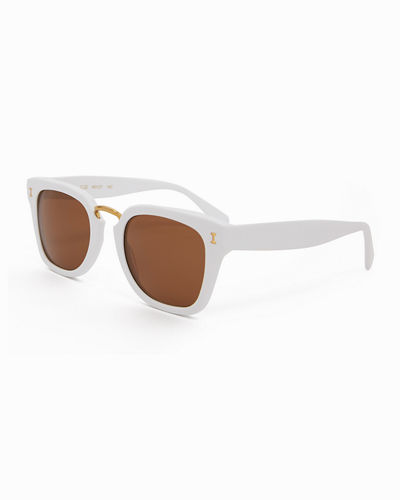 Positano Square Polarized Sunglasses