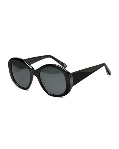 Kay Square Acetate Sunglasses