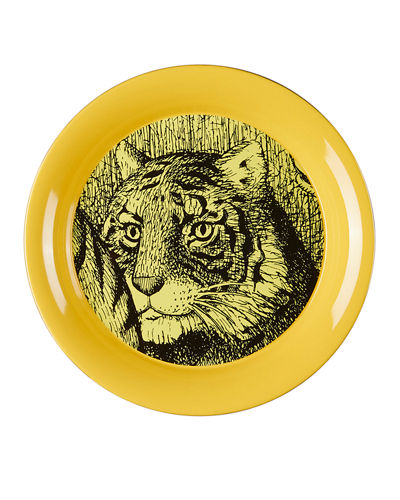 Round Tiger Tray, Small