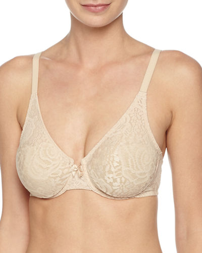 Halo Molded Underwire Bra
