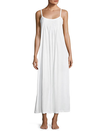 Juliet Pleated Babydoll Gown