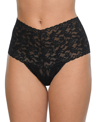 Hanky Panky Retro Signature Lace Thong