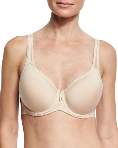 Basic Beauty Full-Figure Contour Spacer Bra