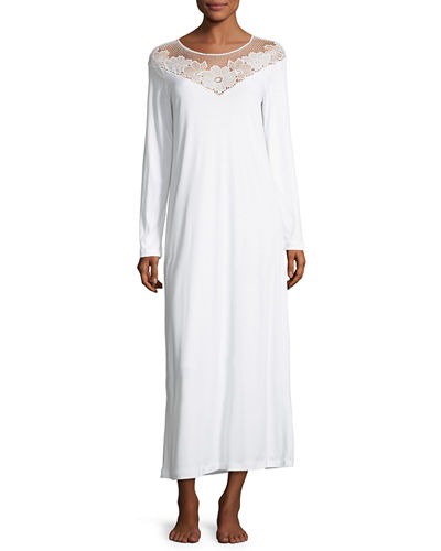 Rosalie Long Sleeve Gown
