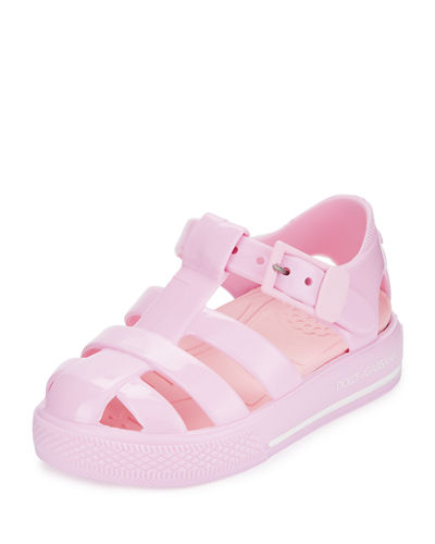 Caged Jelly Sandal, Toddler