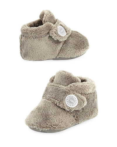 Bixbee Terry Cloth Booties, Size 0-12 Months