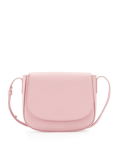 Calf Leather Crossbody Bag