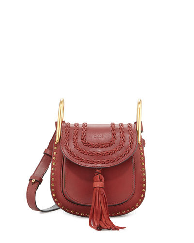 Chloe Hudson Small Leather Shoulder Bag