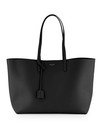 celine tote handbag in leather