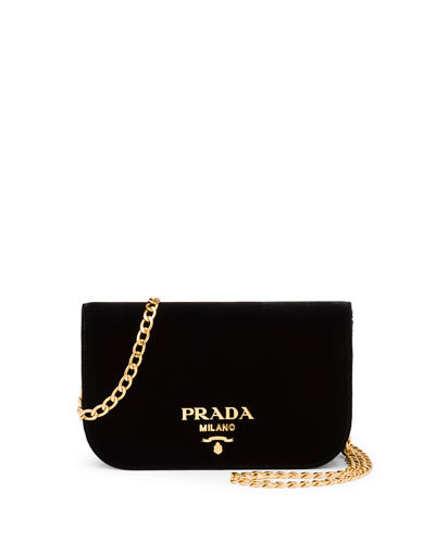 prada brown crocodile crossbody bag