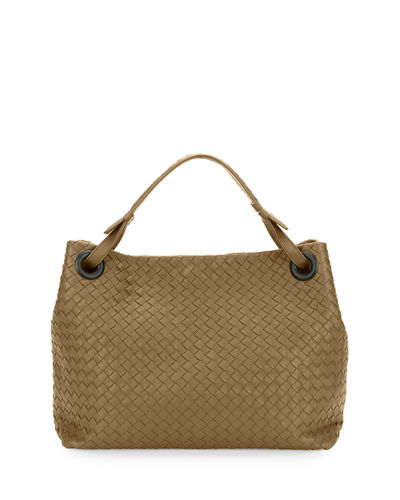 Intrecciato Medium Shoulder Bag