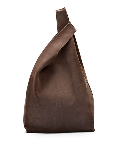 Hayward Suede Shopper Tote Bag
