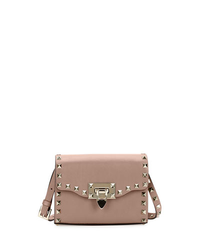 Rockstud Small Flap Shoulder Bag