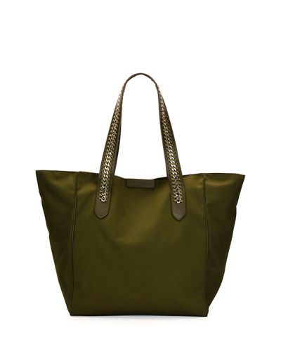Eco Nylon Tote Bag