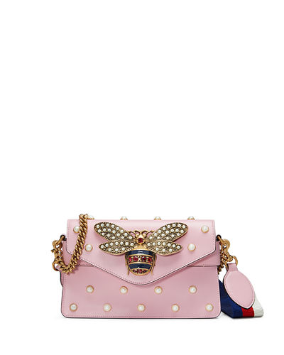 Broadway Pearly Bee Shoulder Bag