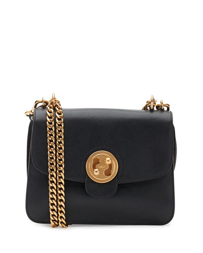 Milie Medium Turn-Lock Chain Shoulder Bag