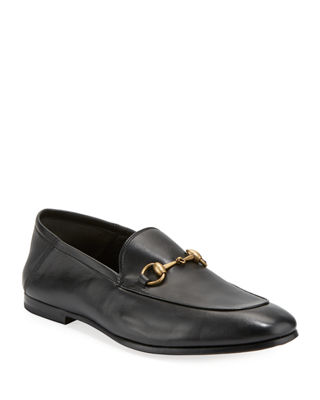 gucci mens shoes. soft leather bit-strap loafer gucci mens shoes a