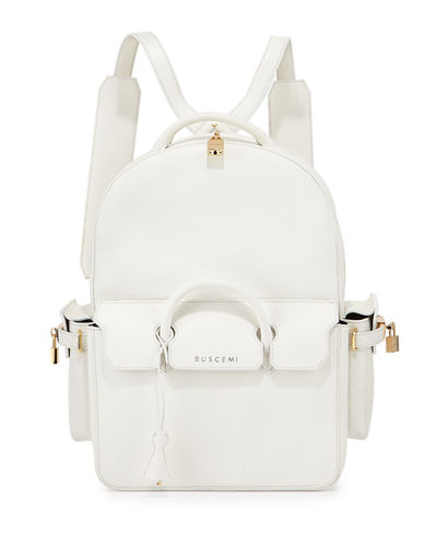 PHD Large Leather Backpack