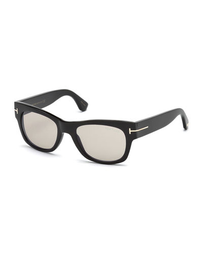 Tom No. 2 Private Collection Horn Sunglasses