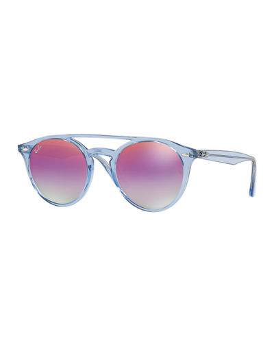 Men's RB4279 Mirrored Universal-Fit Sunglasses