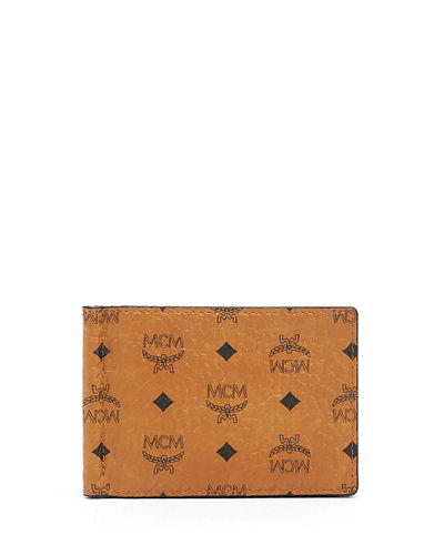 Claus Visetos Wallet with Money Clip