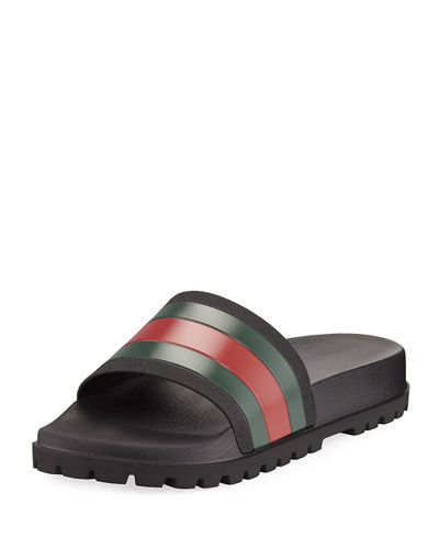 Pursuit Trek Web Slide Sandal