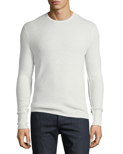 Gregory Waffle-Knit Thermal Shirt
