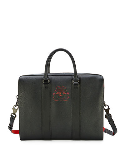 Streetwall Leather Briefcase