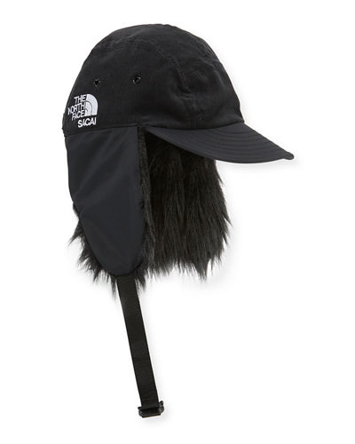 The North Face® Faux-Fur Baseball Cap