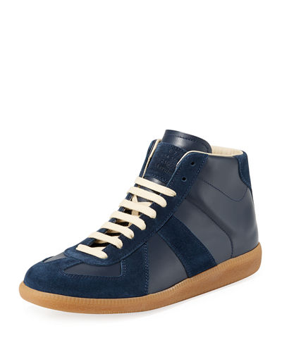 Men's Replica Mid-Top Sneaker