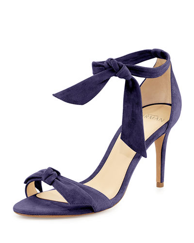 Patty Knot d'Orsay Sandal, Blue
