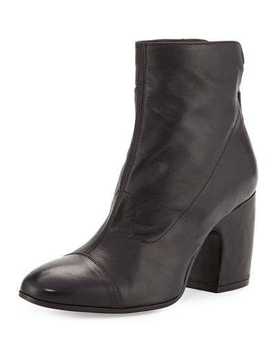 Amalia Tumbled Leather Boot