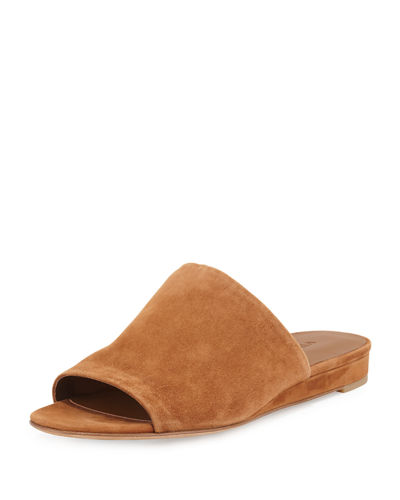 Bartley 2 Suede Mule Slide