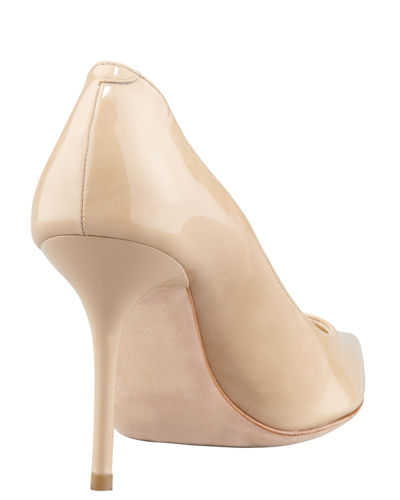 Agnes Pointed-Toe Patent Pump